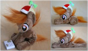 My Little Pony - Button  Mash - Handmade Plush by Lavim