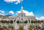 Mt. Timpanogos Temple by artisticimposter
