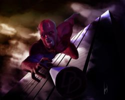 Daredevil by LUWY