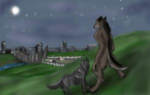 Werewolves by Kimpe