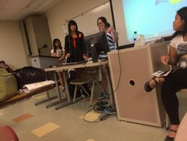 Me in Mt Sac Anime Club First Meeting 4 by Magic-Kristina-KW