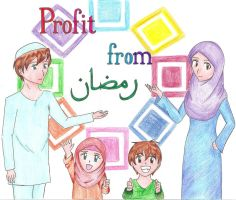 Profit from Ramadhan by LovableLuma