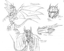 Sketch:OTF Firespinner concept by Autobot-Windracer