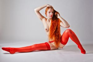 Kata in red by icelander66