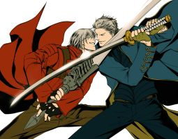 DMC3 by Touya101