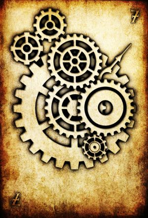 Seven of Cogs