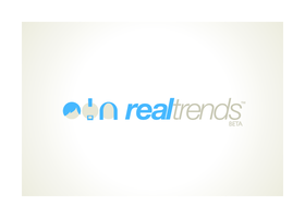 Real Trends Logo by BlakliteGraphics