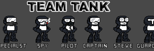 TEAM TANK by coverop