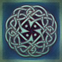 Simple circle knotwork. by BeauW