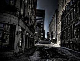 Ghost city by Evolvedweb