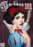 Grimm monthly- Snow White by icamon-chan
