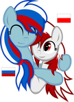 Russia and Poland ^^ by Cezaryy