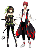 CE: OmoxChi Outfit Contest by Haruka28