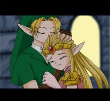 Zelda Anime Screenshot by TheHeroine