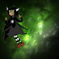 HOMESTUCK: God-Tier Jade!! by zeldaadicXD