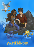 Zutara Month 2014 [10. Legend] by yume-darling