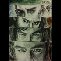 The Hobbit by gwenhwyvar92