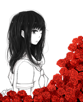 roses by strawberry-queen1