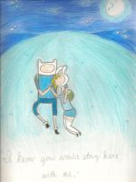 Request-Finn and Fionna by AlexisM96