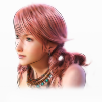 Oerba Dia Vanille FF XIII Vector by YoungSharkswish