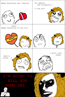REALLY??   **RAGEcomic** by MamaGizzy