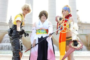 FFX - Come and join us by Chocoburu