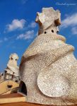 Amazing Barcelona roofs by Cloudwhisperer67