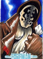 Rorschach PSC by Foreman by chris-foreman