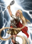 Princess Avengers: THOR by Christopher-Stoll