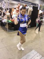 Armageddon Expo 2012 - Chun Li by fulldancer-alchemist
