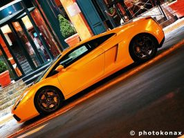 Gallardo by konax