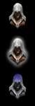 Windows 7 Start Orb - Ezio by Paiseh
