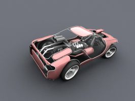concept rc car back by gbrgraphix