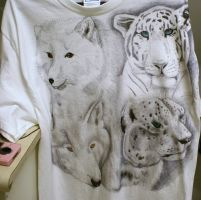 a animal shirt finished by inuyasha666hiei