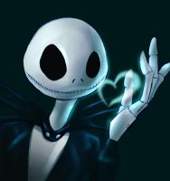 Jack-NightmareBeforeChristmas by leviathan-ice-dragon