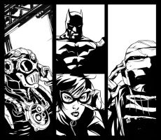 Batman Eternal 23 by dfridolfs