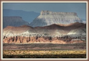 Utah in the morning by ariseandrejoice