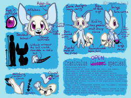 Craniculus (OPEN Species) by Taiinty