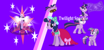 Twilight Sparkle Desktop by Twilight-Sparkle2