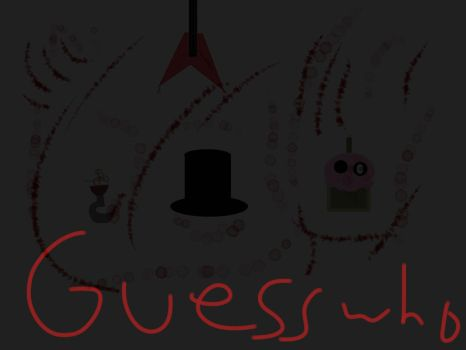 Guess who did this by Foxyrulesfnaf