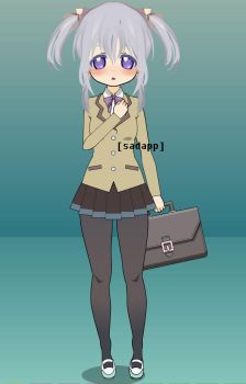 data- female middle school student by sadapp