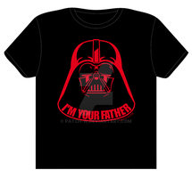 Im your father Tshirt by Patch-W