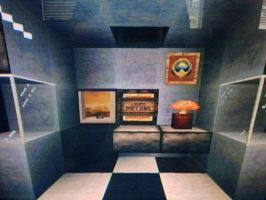 Security Room, xbox 360 Five Nights At Freddy's by Boyscoutwizard