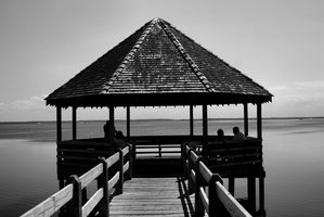 At the Dock by ALittleOffKilter