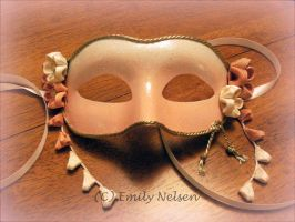 Maiko Princess Mask by DarkGeminiLily