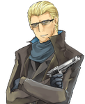 Lets see asia ver wesker by PAPAWS