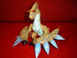 Kaiser Dragon Modelling Clay by RedDragonTyr