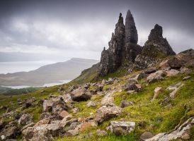 Old Man of Storr II by AlexMarshall