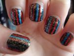 Nails in Amsterdam by luminousleopard