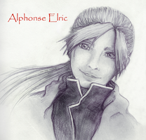 Realistic - Alphonse Elric by Rebel-Onion